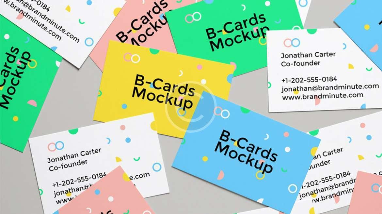 ¿Necesitas tarjetas? Te las personalizamos